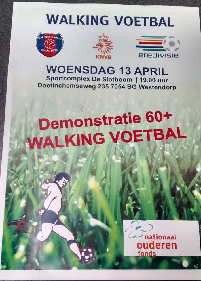 Walking Football 1.0